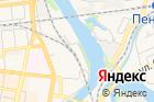 Пензенский стрелковый тир на карте