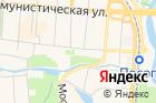 Отдел Государственной фельдъегерской службы Российской Федерации вг. Саранске на карте