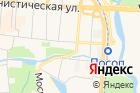 МГУ, Мордовский государственный университетим.Н.П. Огарева на карте
