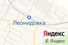 Администрация Леонидовского сельсовета на карте