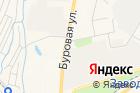Мастерская наБуровой улице на карте