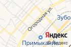Продуктовый магазин наОгородной улице, 192 на карте