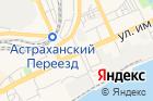 Нотариус Попова Светлана Евгеньевна на карте