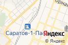 ТСА-Поволжье на карте
