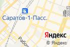 СГУ, Саратовский государственный университетим.Н.Г. Чернышевского на карте