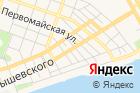 Мастерская поремонту одежды наулице Чернышевского, 203 на карте