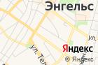 Энгельс-Юрцентр на карте