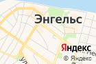 Саратовский областной театр оперетты на карте
