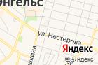 Энгельсский промышленно-экономический техникум на карте