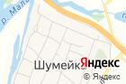 Продуктовый магазин наСоветской 96Б на карте