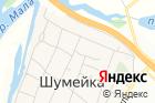 Продуктовый магазин наСоветской 96а на карте