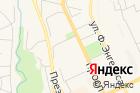 Региональный визовый центр на карте