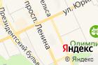 Служба доставки товаров дистанционной торговли Boxberry на карте