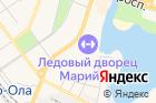 Дворец водных видов спорта на карте