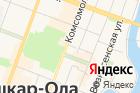 Марлен на карте