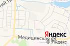 Йошкар-Олинская городская станция поборьбе сболезнями животных на карте