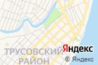 Участковая ветеринарная лечебница Трусовского района на карте