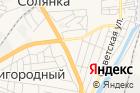 Магазин автозапчастей наулице Солянка на карте