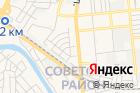 Аварийная служба вСоветском районе на карте