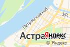 Участковый пункт полиции, Отдел полиции №4Управления МВД России пог. Астрахани на карте