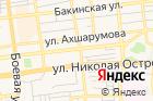 Участковый пункт полиции, Отдел полиции №1Управления МВД России пог. Астрахани на карте