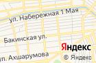 АГМУ, Астраханский гос€дарственный медицинский €ниверситет на карте