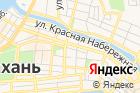 Курьер-Сервис Астрахань на карте