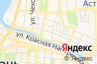 Лазурь-С на карте