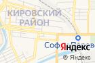 Стоматологический кабинет наулице Софьи Перовской на карте