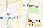 УФМС, Управление Федеральной миграционной службы России поУльяновской области вЗасвияжском районе на карте