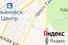 Локомотив на карте