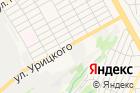 Компания грузоперевозок наулице Урицкого на карте