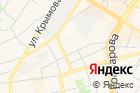 УлГТУ, Ульяновский государственный технический университет на карте