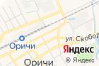 Россельхозцентр поКировской области на карте