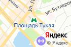 Алан Аш на карте