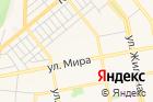 Магазин джинсовой одежды наулице Мира на карте