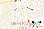 Чапаевская баня на карте