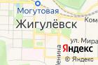 Территориальная избирательная комиссия городского округа Жигулёвск Самарской области на карте