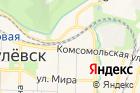 Жигулёвский отдел Управления Росреестра поСамарской области на карте