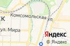 Центральная детская библиотека на карте