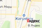 Архивный отдел, Администрация городского округа Жигулёвск на карте