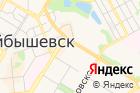 Отдел государственной статистикиг. Новокуйбышевска на карте
