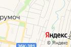 Сауна вГК Русская охота на карте