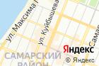 СОЦДЮТТ, Самарский областной центр детско-юношеского технического творчества на карте