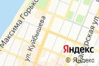 Самарская государственная филармония на карте