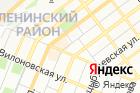 Самарская площадь на карте