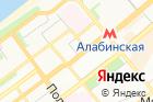 СамГТУ, Самарский государственный технический университет на карте