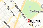 Храм вчесть Собора Самарских Святых на карте