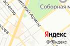 Адресъ на карте