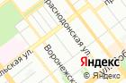 Волга НИПИТЭК, Волжский научно-исследовательский ипроектный институт топливно-энергетического комплекса на карте